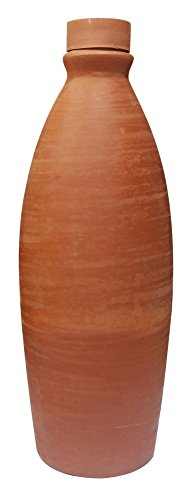diwali-offer-craftsman-terracotta-clay-water-bottle-1-litreearthen-products-are-good-for-health