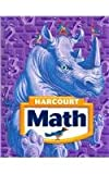 img - for Harcourt Math Level 4 book / textbook / text book