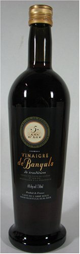 Banyuls 5 Year Aged French Red Wine Vinegar 750 Ml