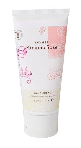 Thymes - Kimono Rose Hand Crème - Deeply Moisturizing Vanil