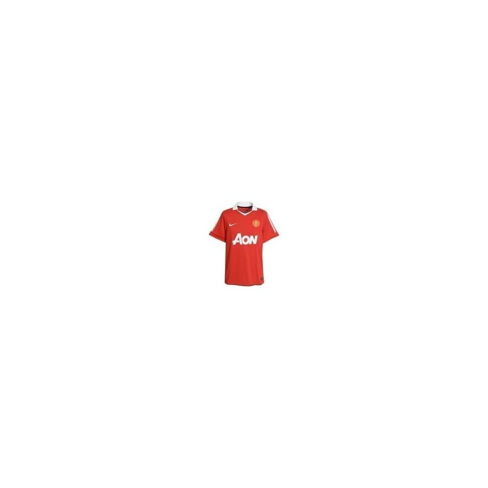 576f33cd3ec Manchester United 10 11 Home Soccer Jersey Size Small on PopScreen