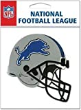 NFL TEAM HELMET 3D Stickers DETROIT LIONS - DISCONTINUED ITEM - For Scrapbooking, Card Making & Craft Projects