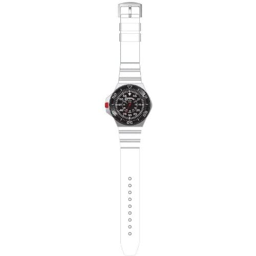 Converse-Mens-VR008150-Foxtrot-Culture-Distressed-White-Strap-Watch