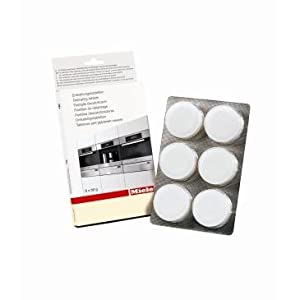 Miele : 05626050 6 Pack Descaling Tablets by Miele