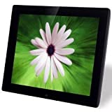 NIX 12 Inch Digital Photo Frame with 4gb Memory Drive - X12b