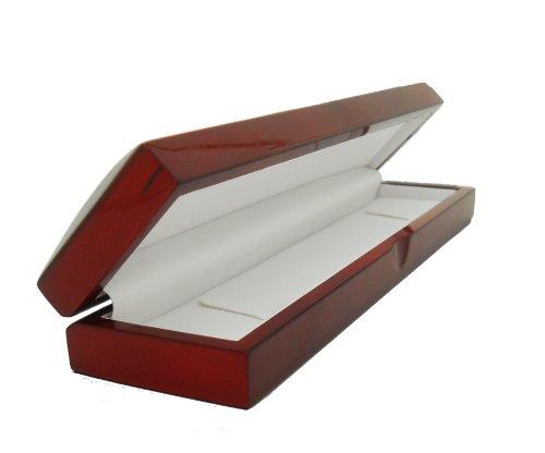 cherry wood bracelet gift box free shipping new ebay