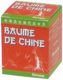 Baume de chine, 30 ml
