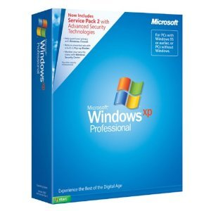 Microsoft Windows XP Professional Full Version