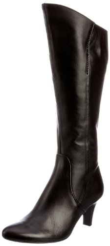 Gabor Women's Izzy Black Knee High Boots 35.754.27 5 UK