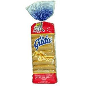 Gilda Lady Fingers 7 oz