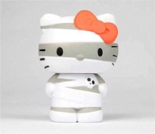 Funko Hello Kitty Halloween 5 Inch Vinyl Figure Mummy - 1