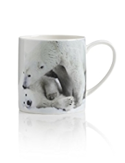 Photographic Polar Bear Mug