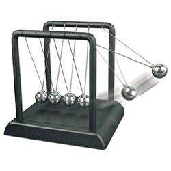 Small Newton's Cradle (Tobar)
