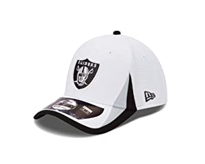 The Era NFL On Field Training 39Thirty Baseball Hat Oakland Raiders by New Era
