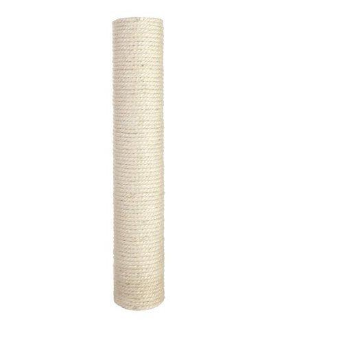 Emcke-Ersatzstamm--9-cm-x-80-cm-M10-Gewinde-ohne-Schraubensatz-Sisalstamm-Si