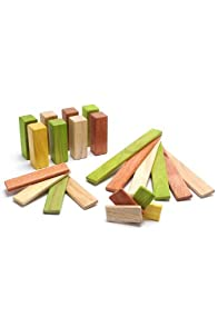 Tegu Fair Trade Wooden Toys - Jungle Endeavor Set