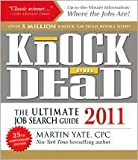 img - for Knock 'em Dead 2011 1st (first) edition Text Only book / textbook / text book