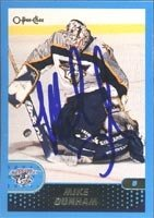 Buy Mike Dunham Nashville Predators 2001 Opee Chee Autographed Hand Signed Trading Card. by Hall of Fame Memorabilia
