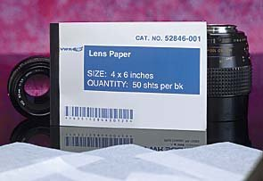 Vwr Lens Cleaning Tissues - Model 52846-001 - Pack Of 12 - Model 52846-001