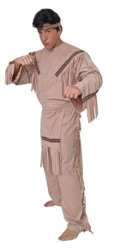 Indian Brave Adult Costume