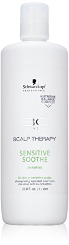 Schwarzkopf Shampoo, Bc Scalp Therapy Sensitive Soothe, 1000 ml