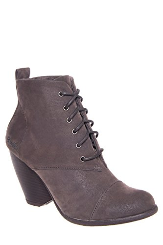 Midi Lace-Up Bootie
