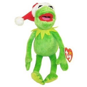 ty-beanie-baby-disney-christmas-holiday-kermit-walgreens-exclusives