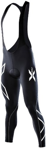 2XU Men's Cycle Bib Tight - Black, Large