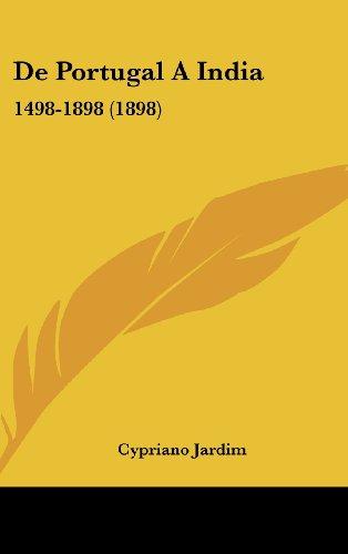 de Portugal a India: 1498-1898 (1898)