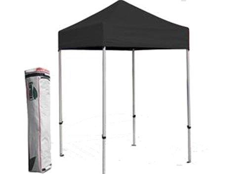 Eurmax Basic 5x5 Ez Pop Up Canopy Tent Gazebo Carry Bag
