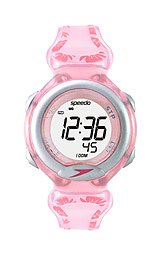 Speedo Junior's Active Swim II Digital Grey Dial watch #SD55158BX