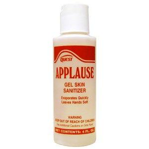 Gel Skin Sanitizer, 4 oz