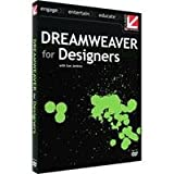 Class on Demand Dreamweaver for Designers (CS3/CS4) Educational Training Tutorial DVD-ROM with Sue Jenkins 98060