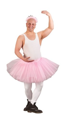 Tutu Grande Adult Costume (Tutu Only)