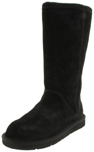 UGG AUSTRALIA Greenfield Black Boots Shoes Womens 6