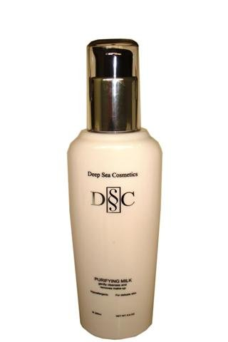 Deep Sea Cosmetics Dead Sea DSC Purifying Facial Milk Cleanser
