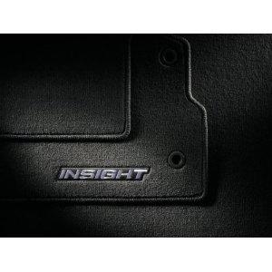 2009-2011 Honda Insight OEM Premium Floor Mats *WARM GRAY*