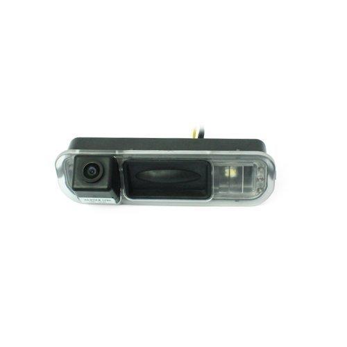 Ford Speciale Telecamera Posteriore Focus Nell'illuminazione Targa - Qualità Icar Tech Combi-