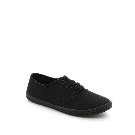 by swan ,  Sneaker donna Nero nero 37