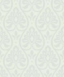 Debussy Duck Egg Wallpaper by New A-Brend