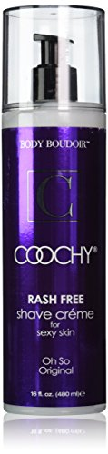COOCHY SHAVE CREAM ORIGINAL 16OZ