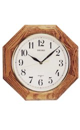 Seiko Clocks Wall clock #QXA102BC