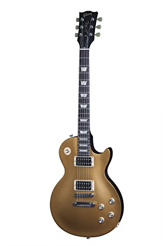 Gibson 2016 T Les Paul Studio 50's Tribute Electric Guitar, Gold Top (Gibson Electric Guitar Les Paul compare prices)
