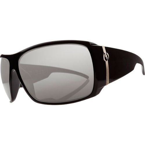 Electric Big Beat Sunglasses - Electric Men'S Polarized Lifestyle Eyewear - Gloss Black/Grey Silver Visual Evolution / One Size Fits All