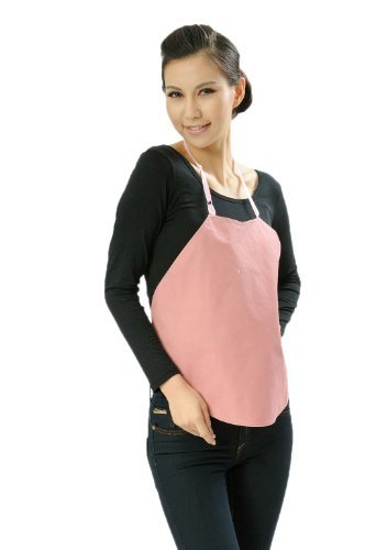 OurSure Maternity Clothes, Belly Tee with Radiation Shielding OneSize, Pink