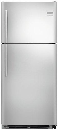 Frigidaire FPHI2188PFProfessional 20.6 Cu. Ft. Stainless Steel Top Freezer Refrigerator - Energy...