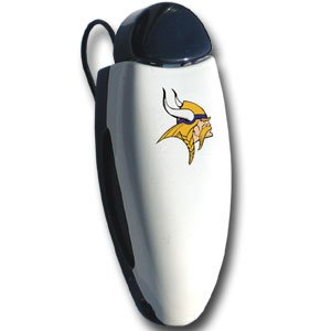 Minnesota Vikings - Nfl Sunglass Visor Clip