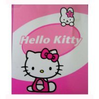 Sanrio Hello Kitty Warm Blanket / Micro Fiber Throw 50 x 60