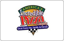 America's Incredible Pizza Co - Springfield Gift Card ($10)