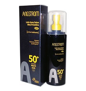 ANGSTROM Latte Solare Ultra Protettivo Corpo SPF50+ 100 ml.